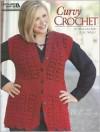 Curvy Crochet: 8 Fashions in Sizes Large-4X - Marlaina Bird