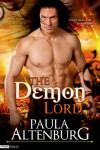 The Demon Lord (A Demon Outlaws Novella) (Entangled Edge) - Paula Altenburg