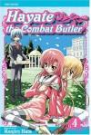 Hayate the Combat Butler, Vol. 4 - Kenjiro Hata