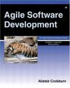 Agile Software Development - Alistair Cockburn