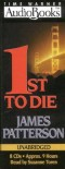 1st to Die (Women's Murder Club) - James Patterson