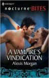 A Vampire's Vindication - Alexis Morgan