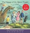 The Voyage of the Dawn Treader (Audiocd) - C.S. Lewis, Derek Jacobi