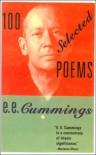 100 Selected Poems - E.E. Cummings