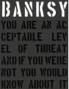 Banksy.: You Are an Acceptable Level of Threat - Gary Shove, Patrick Potter, Banksy