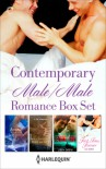 Contemporary Male/Male Romance Box Set: IcecapadeMen of Smithfield: Mark and TonyBending the IronFirst Time, Forever - Josh Lanyon, Libby Drew, KC Burn, L.B. Gregg