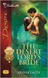 The Desert Lord's Bride - Olivia Gates