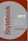 ASSOCIATED PRESS STYLEBOOK 2011 (46TH)(N) - Assoc Press