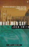 What Men Say - Joan  Smith