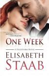 One Week - Elisabeth Staab