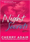 Night Secrets (T-FLAC, #13) - Cherry Adair, Carrington MacDuffie, Read by To be announced