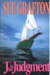 """""""J"""" is for Judgment (Kinsey Millhone #10) - Sue Grafton"""