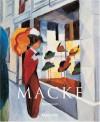 August Macke, 1887-1914 (Taschen Basic Art) - Anna Meseure