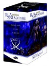 The Legend of Drizzt Boxed Set, Vol. 1 (Forgotten Realms: Dark Elf Trilogy, #1-3; Legend of Drizzt, #1-3) - R.A. Salvatore