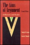 The Aims of Argument: A Rhetoric and Reader 2 Sub edition by Crusius, Timothy W.; Channell, Carolyn E. published by Mayfield Pub Co Paperback -