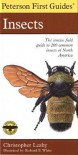 Peterson First Guide to Insects of North America - Christopher Leahy, Richard E. White, Roger Tory Peterson