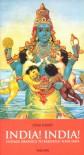 India! India!, Diary, Leporello-Kalender (Concertina Desk Diary) -