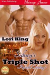 Sidney's Triple Shot [Apache Crossing] (Siren Publishing Menage Amour) - Siren Publishing