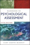 Handbook of Psychological Assessment - Gary GrothMarnat