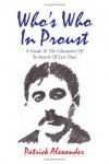 Who's Who in Proust - Patrick Alexander