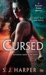 Cursed (Fallen Siren, #1) - S.J. Harper