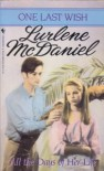 All the Days of Her Life (One Last Wish, #10) - Lurlene McDaniel