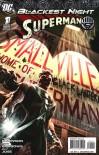 Blackest Night: Superman - James Robinson