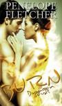 Burn: Shapeshifter Romance (Dragon Souls) - Penelope Fletcher
