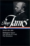 Novels, 1881-1886 - Henry James, William T. Stafford