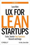 UX for Lean Startups - Laura Klein