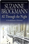 All Through the Night: A Troubleshooter Christmas (Troubleshooters, #12) - Suzanne Brockmann