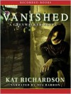 Vanished (Greywalker Series #4) -