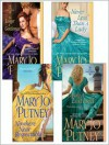 Mary Jo Putney's Lost Lord Bundle: Loving a Lost Lord, Never Less Than A Lady, Nowhere Near Respectable, & No Longer a Gentleman - Mary Jo Putney