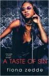 A Taste Of Sin - Fiona Zedde