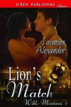 Lion's Match [Wild, Montana 1] - Jasmine Alexander