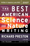 The Best American Science and Nature Writing 2007 (Best American Science & Nature Writing) -