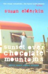 Sunset Over Chocolate Mountains - Susan Elderkin