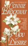 As You Desire (Braxton, #1) - Connie Brockway