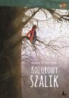 Kolorowy szalik - Barbara Kosmowska