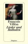 Lieder und Balladen - François Villon, K.L. Ammer