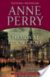 Treason at Lisson Grove - Anne Perry