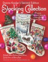 Donna Kooler's Stocking Collection: 14 More of Donna's Favorite Cross Stitch Christmas Stockings - Linda Gillum, Kooler Design Studi