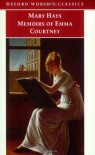 Memoirs of Emma Courtney - Mary Hays, Eleanor Ty
