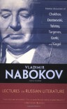 Lectures on Russian Literature - Vladimir Nabokov, Владимир Набоков