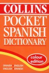Collins Pocket Spanish Dictionary -