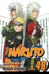 Naruto, Vol. 48: The Cheering Village - Masashi Kishimoto