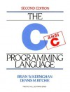 The  C Programming Language - Brian W. Kernighan, Dennis M. Ritchie