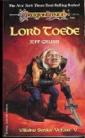 Lord Toede - Jeff Grubb