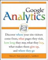 Google Analytics - 'Mary E. Tyler',  'Jerri Ledford'