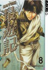 Saiyuki, Volume 8 - Kazuya Minekura